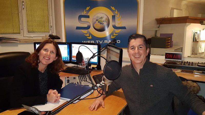 Mentaltraining im Radio Interview