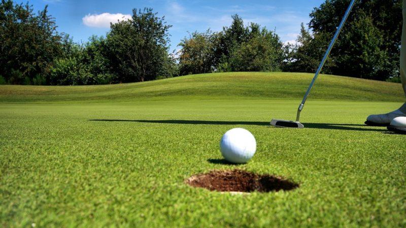 Mentaltraining und Golf.