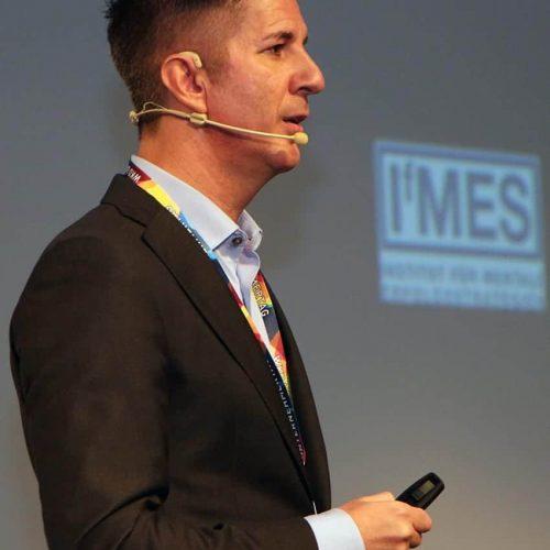 Dr. Marcus Täuber - Ihr Keynote-Speaker