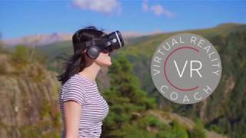 Ausbildung zum Mentaltrainer und Virtual Reality Coach.